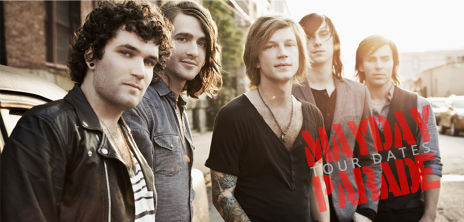 Mayday Parade Tour